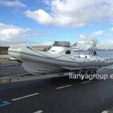 Boot van de Patrouille van de Boten van het Motorjacht van Liya 27feet De Militaire voor Verkoop