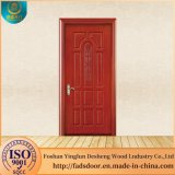 Desheng en bois moderne en bois massif portes avant