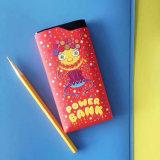 2017 Portable lindo de la nueva de la alta calidad del polímero de la batería 10000mAh Joy&Touch de la historieta batería de la potencia para el regalo del cumpleaños o de la Navidad