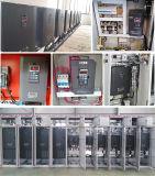 속도 제어를 위한 SAJ 8000B 시리즈 IP 20 220KW Varid 주파수 변환장치 그리고 주파수 변환기