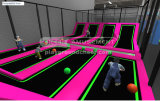 Beifall-Unterhaltungs-gymnastische Trampoline-Park-Geräten-Fertigung