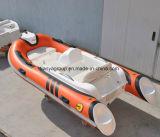Liya 3.3m de Militaire Boot van de Patrouille van de Rib van de Boot van de Rib van de Marine van de Boten van de Rib