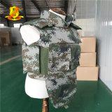 完全な保護柔らかい防護着Qf01の防弾チョッキ
