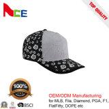 中国の製造業者の方法セクシーな女性White Lace 6パネルの野球帽