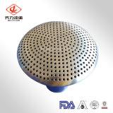Acier inoxydable matériel de cartouche filtrante du tube 304/316L de modèle neuf