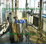 Завод рафинировки подсолнечного масла ранга обрабатывающего оборудования зерна