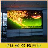 Этап шоу светодиодный дисплей видео в формате HD для установки внутри помещений на стену