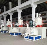 De hulp Machine van de Mixer van de Houten Plastic Lijn van de Extruder van het Blad WPC