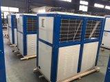 Tipo de condensação em forma de caixa unidades de condensação de /V da unidade do Refrigeration da caixa