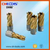 Coupeur de broche de HSS avec la partie lisse universelle de 19.05mm