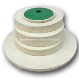 Шерсть полировка дисков угловой шлифовальной машинки абразивные диски заслонки