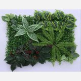 Jardin Vert artificiel mur vertical Nouveau produit de faux mur végétal vert pour la décoration murale