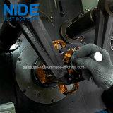 Moteur de ventilateur automatique du bobinage du stator l'insertion de la machine