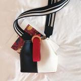 새로운 도착 작풍 핸드백 색깔 충돌은 중국 공급자 Sy8592에게서 여자 어깨에 매는 가방 고품질 소녀 부대를 자루에 넣는다