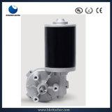 Motor del engranaje de la C.C. del gusano 24V de la C.C. para la puerta del garage