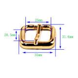 L'inarcamento di cinghia in lega di zinco di Pin dell'inarcamento del cablaggio del metallo caldo di vendita per l'indumento calza le borse (Yk1281)