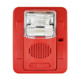 UL Certification Strobe Sounder Fire Alarm LED Light