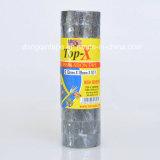 Ruban isolant électrique en PVC noir avec noyau intérieur en plastique (0,15 mm*19mm*10m)