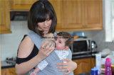 Breathable weicher natürlicher Baumwollkind-Riemen-Verpackungs-Baby-Träger