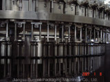 8000bph de sprankelende Monobloc Machine van de Capsuleermachine van de Vuller van de Wasmachine van Frisdranken