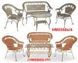 Утюг плетеной таблица стул (HM5568s/4)