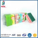 (YF-SPZP1) 다채로운 청소 갯솜 손 파악 갯솜 수세미