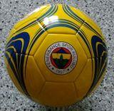 5# Bal van het Voetbal van de machine de Naaiende
