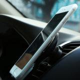 Cargador sin hilos de vehículos del coche con la rotación de 360 grados para el iPhone