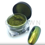 Chromium plate Chameleon Dipping Powder for Nails, Mirror Nail Pigment To manufacture