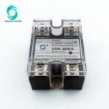 Schwachstrom SSR-80da 80AMP 3-32VDC 24-480VAC heraus dem Relais in des einphasig-SSR
