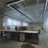 LEIDENE van het Aluminium van de opschorting LEIDEN van het Profiel Lineair Licht voor LEIDENE Strook