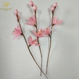 Горячая продажа ручной работы 28см H Sakura филиалов букет из сухих цветов для дома пластинчатый диффузор