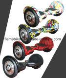 10インチの車輪が付いている大きい力SUVの自己のバランスのスクーター