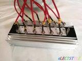 48V1800rpm2000W alternatore a magnete permanente di Coreless del disco di 3 fasi