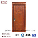 Dormitorio de la puerta de madera diseños en puertas de madera de Pakistán