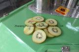 Le serrage du type gingembre végétal de coupeur de fond de lotus de tomate d'oignon ébrèche des cubes machine, machine de découpage en tranches d'Apple