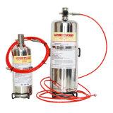 Novec 1230 sistemi di soppressione automatici del fuoco per il sistema di controllo elettrico di tipo diretto