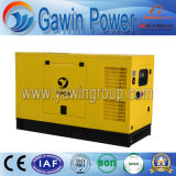 gerador 110kw Diesel Soundproof com o motor de China Shangchai