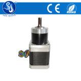 NEMA17 행성 기어 모터 기어 모터 가격 비율 5.18:1 또는 3.71:1 12V 기어 모터