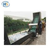 Déchets Usé Usine de fabrication de granulés en plastique recyclé PE PP