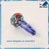 Principale fabrication Bw1-178 pour la petite pipe en verre de fumage de silicones (pièces)