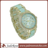 Señoras reloj Relojes de cuarzo de moda mujer mujeres Casual Relojes de pulsera