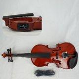 Brown violons électrique avec de l'Ébène poutre