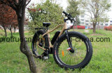 セリウム山の脂肪質の電気自転車のBafangの中間モーター