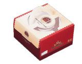 납품을%s 광택 있는 인쇄 쉬운 취한 종이컵 케이크 상자