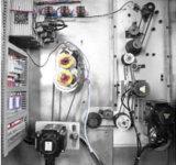 De halfautomatische Machine van de Verpakking van het Hoofdkussen voor Zeep, de Staaf van de Korrel, de Staaf van de Energie, Koekje, Koekjes