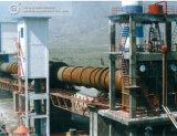 100 tpd a 3.000 tpd horno rotativo de la planta de cemento