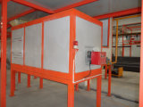 Qualitäts-Puder-Beschichtung-Maschine für Klimaanlagen-Shell