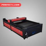 Graveur de laser de CO2 de cuir de textile de la commande numérique par ordinateur 60W 80W 100W 120W 150W avec Expertors