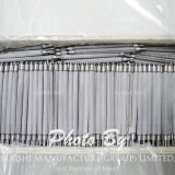 El uso de filtración de malla de alambre de acero inoxidable